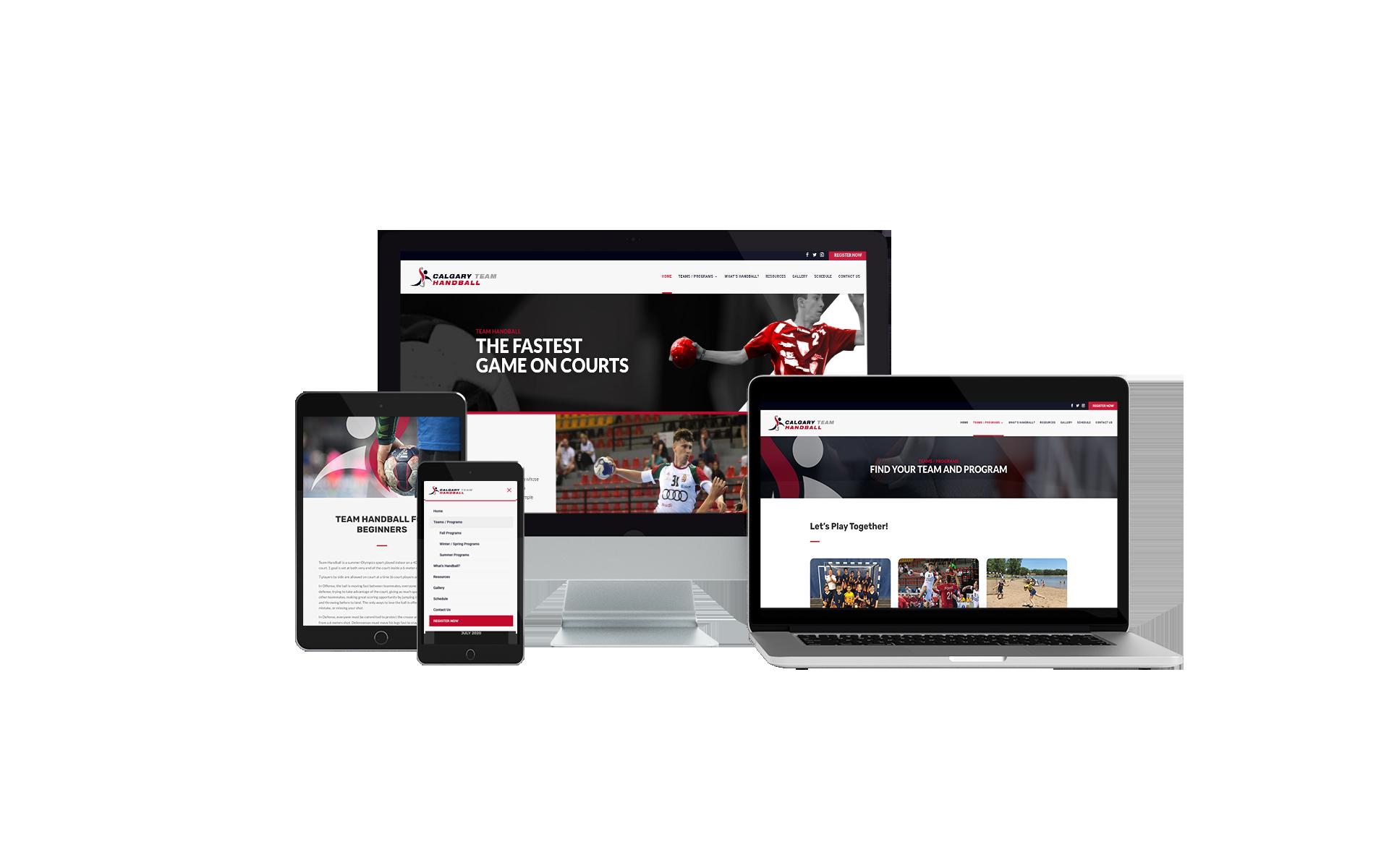 ZB Corporation Website